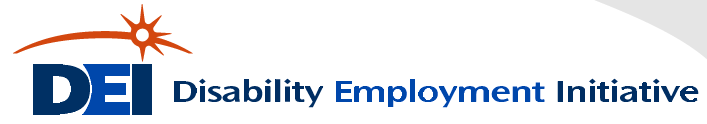 Disability Employment Initiative - DEI